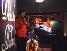 Danika Holmes and Band at Heros Pub